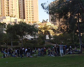 Sacher-Park in Jerusalem